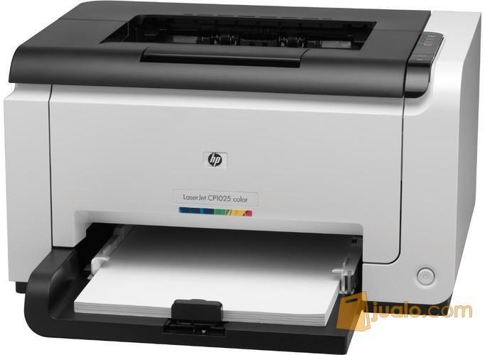 Hp laserjet pro cp102 komputer printer scanner 11583943