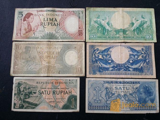 Uang kertas lama camp hobi uang dan koin 11647821