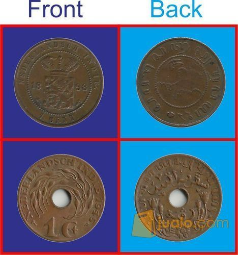 Uang coin nederlanchd koleksi uang dan koin 11675421