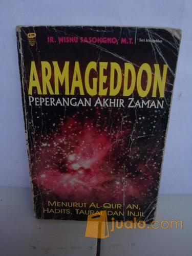 buku armageddon peperangan akhir zaman
