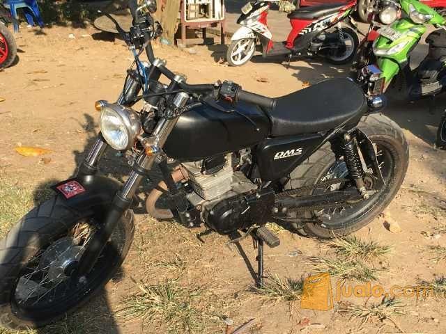 Honda cb100 full modi motor dan sekuter honda 11821273
