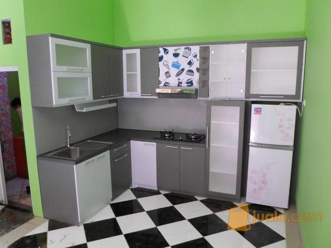 Kitchen set hpl top t lain lain 11846637