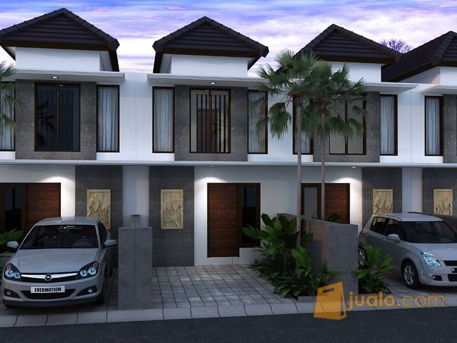 8400 Gambar Rumah Modern Bali Gratis