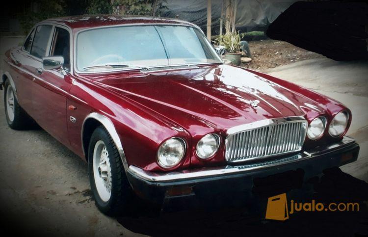Jaguar antik xj6 jame mobil klasik dan antik 11976929