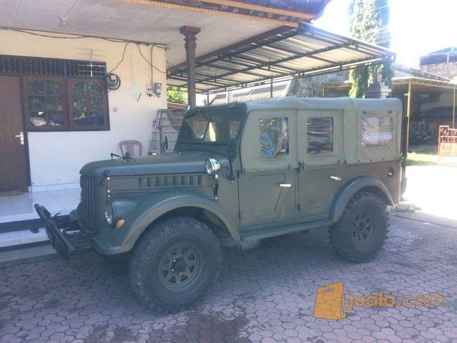 Jeep gaz russia comma mobil jeep 12005469