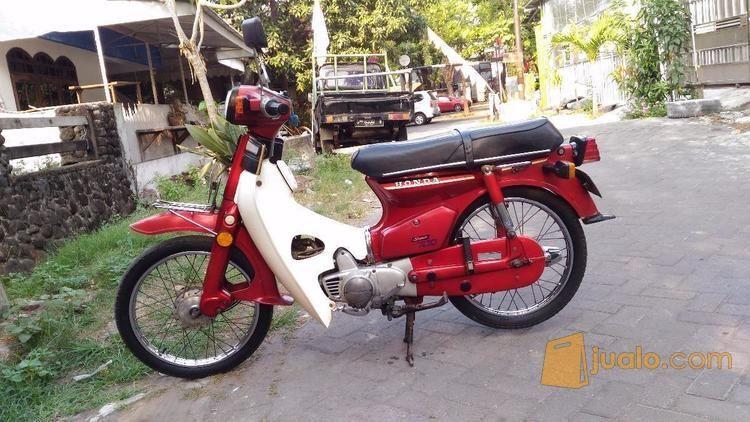 Honda c700 th81 kondi motor dan sekuter honda 12249925