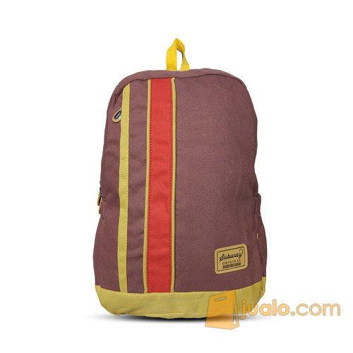 Tas punggung subway r mode gaya wanita 12254751
