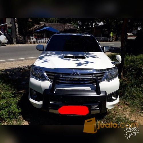 Toyota fortuner g man mobil toyota 12284627