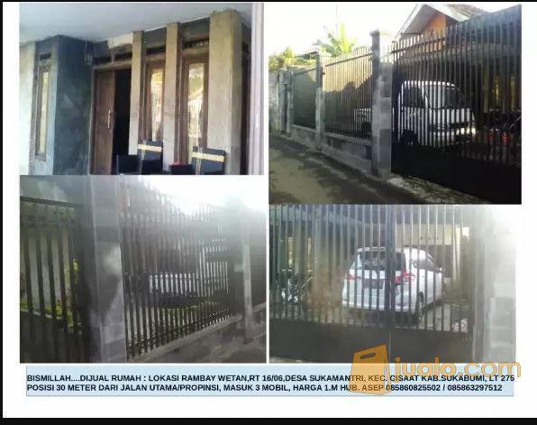 Rumah Rambay Cisaat Sukabumi Jawa Barat