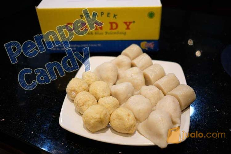Pempek candy online m kebutuhan rumah tangga makanan minuman 12523689