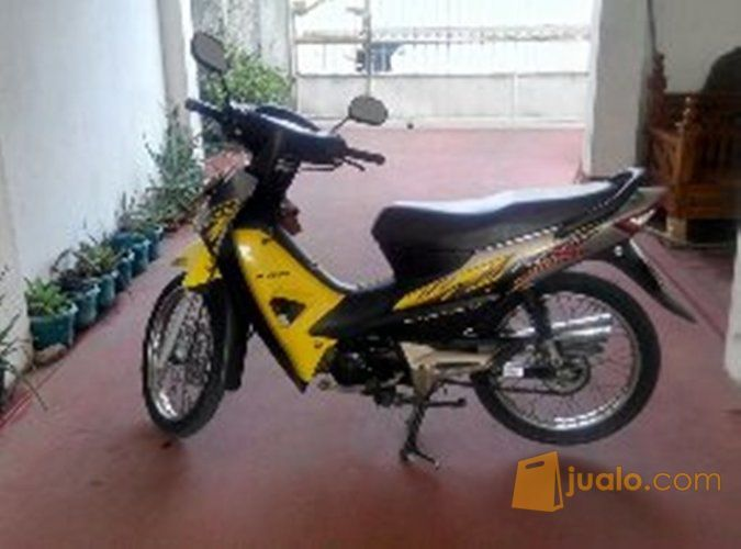 Honda Supra Fit X Thn 2008 Warna Kuning