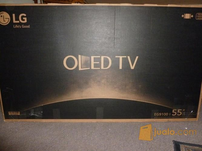 Oled tv lg 55 b6t ult tv audio televisi 12572915