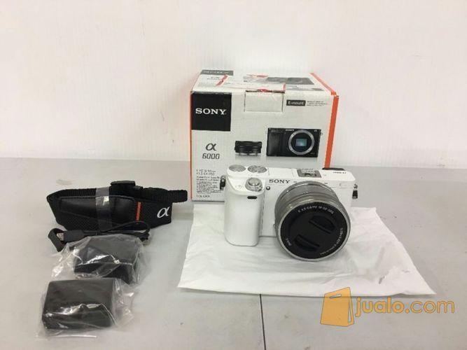 Paket komplit sony al fotografi kamera dslr 12593529