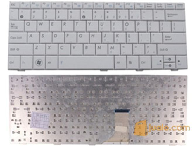Keyboard asus eee pc komputer keyboard mouse 12777779