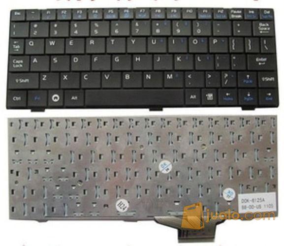 Keyboard asus eee pc komputer keyboard mouse 12778099