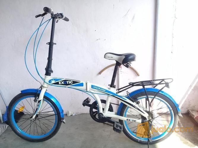 Sepeda Lipat Exotic 20 Inch | Bekasi | Jualo