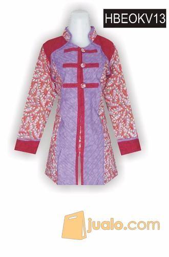Butik Baju Batik Model Baju Kerja Batik Baju Batik Terbaru Hbeokv13