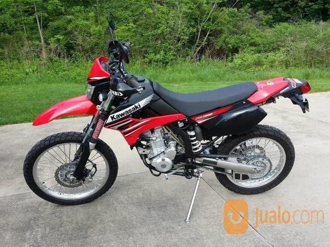 Klx 150 mulus tahun 2 motor dan sekuter kawasaki 12917807