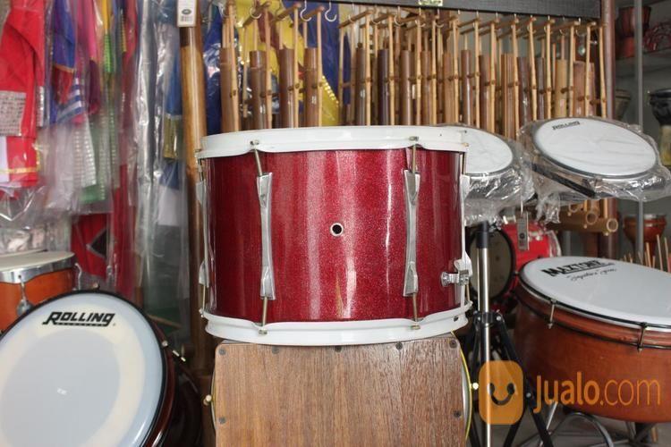 Drumband crown katego alat musik drum perkusi 12974663