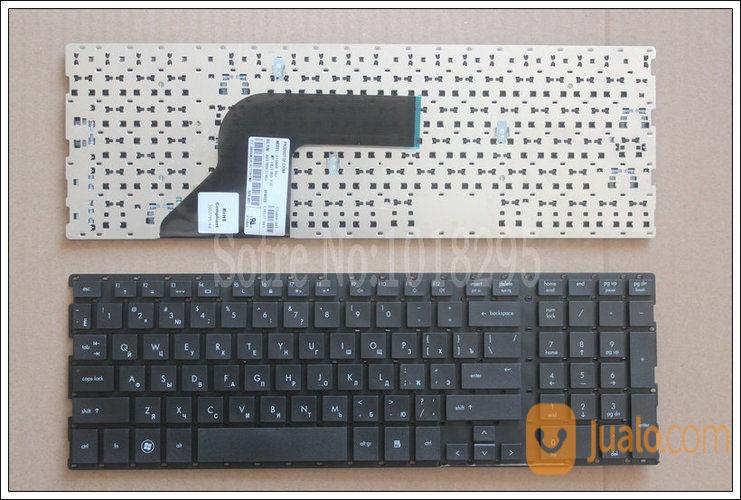 Keyboard hp probook 4 komputer keyboard mouse 13011711