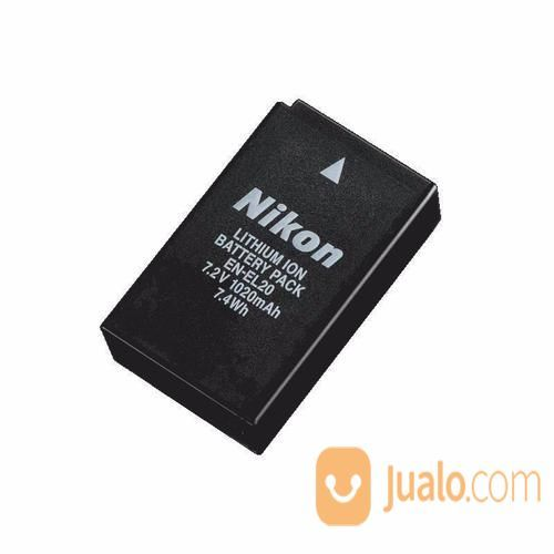 Battery nikon en el20 fotografi aksesoris 13013731