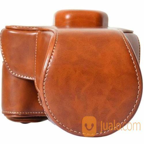 Leather case kamera m fotografi aksesoris 13055957