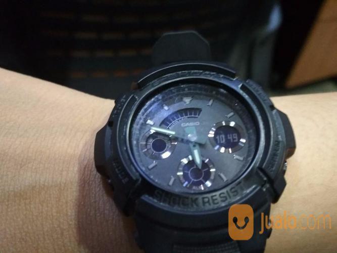 huge discount cdd38 f96d6 G-Shock Aw 591BB Black