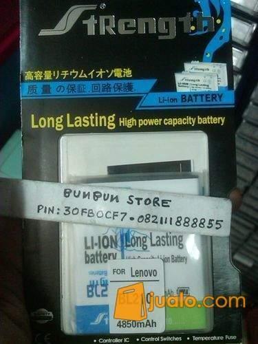 Baterai lenovo a766 d handphone lenovo 1308632
