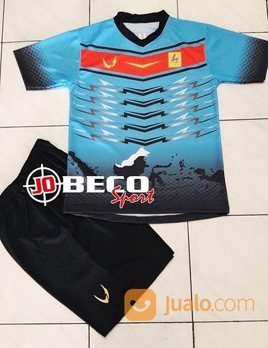 Jersey futsal kostum mode gaya pria 13155347