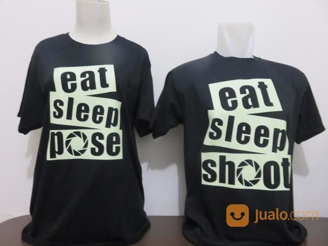 Kaos oblong couple barang couple 13176121