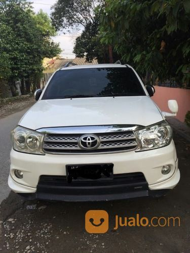 Mobil fortuner 2011 s mobil toyota 13243305
