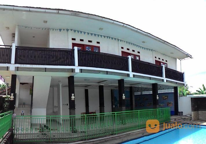 Gedung sekolah mewah perlengkapan industri 13267827