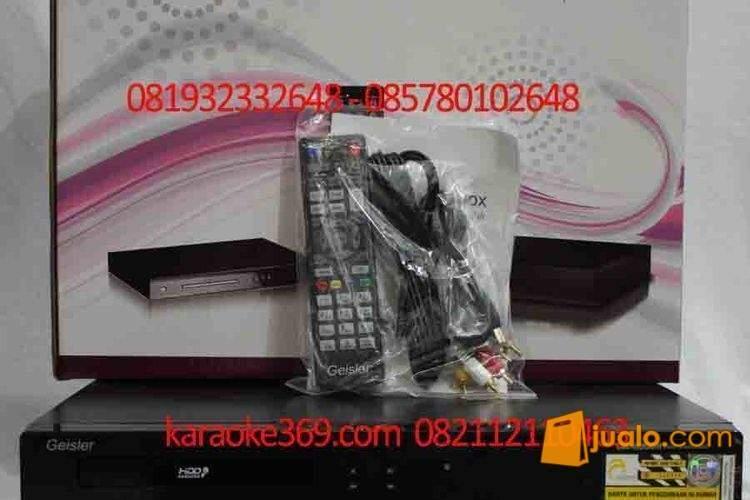 Paket karaoke player tv audio video player 1331462