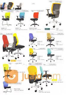 Kursi kantor ichiko perlengkapan kantor lainnya 13329861