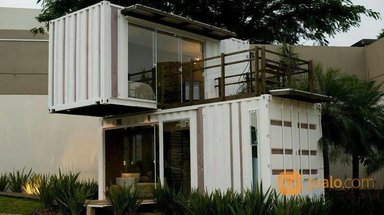 Rumah kontainer minim properti properti lainnya 13356093