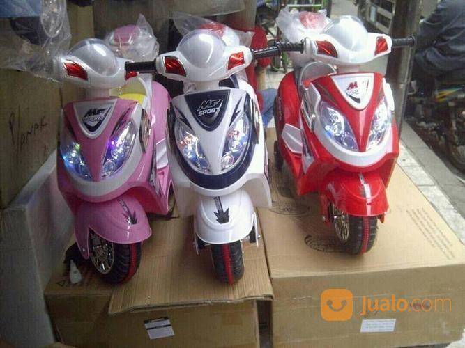 Motor aki mainan anak mainan bayi dan anak 13417489