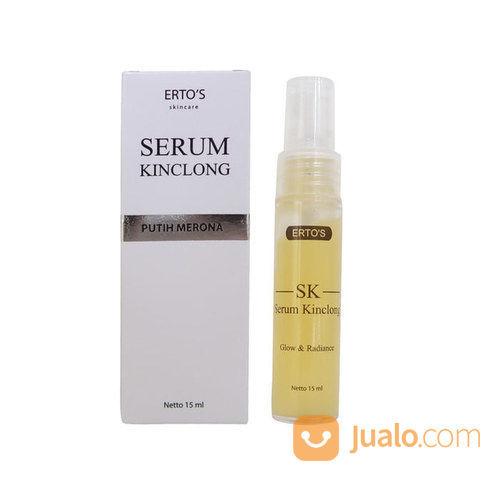 Ertos serum kinclong perawatan kecantikan dan kesehatan 13461041