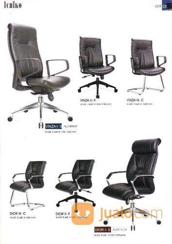 Kursi kantor ichiko perlengkapan industri 13494427