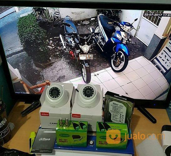 Paket kamera cctv 2 c spy cam dan cctv 13548299