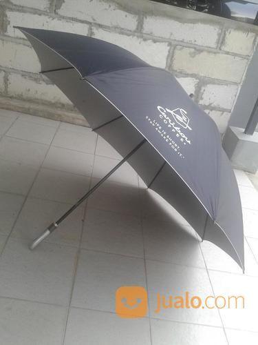 Payung golf manual perlengkapan rumah tangga lainnya 13586297