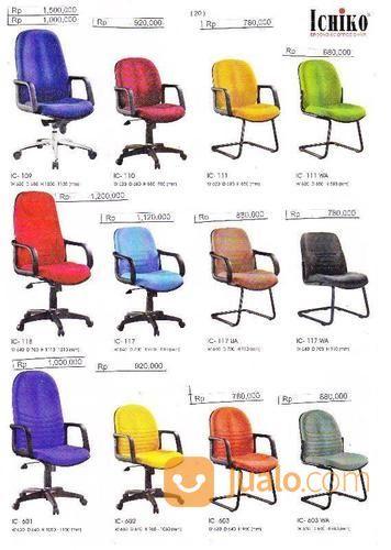 Kursi kantor ichiko meja dan kursi kantor 13639115