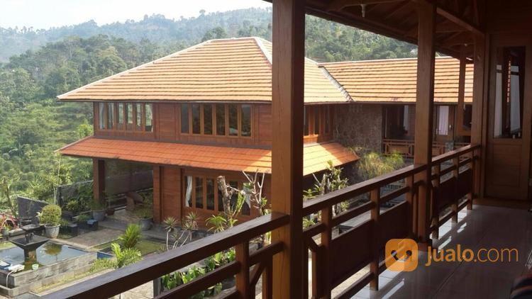 Vila murah di bandung villa dijual 13682679
