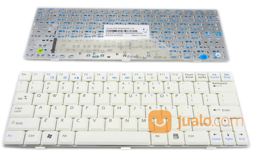 Keyboard msi u90 u100 keyboard dan mouse 13720175