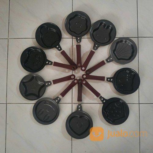 Mini frypan karakter rumah tangga dapur 13733255