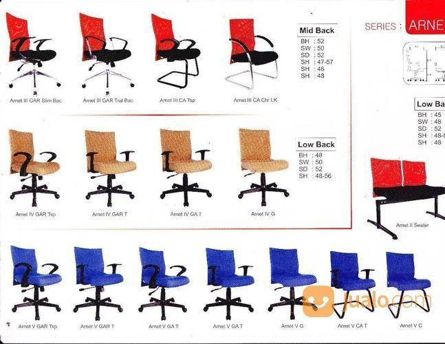 Kursi kantor zoom kebutuhan rumah tangga furniture 13764753