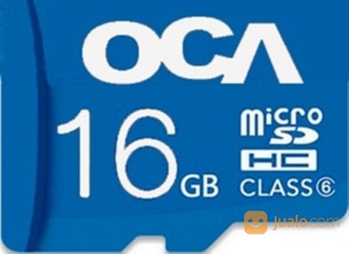 Microsd oca 16gb clas aksesoris komputer lainnya 13855887