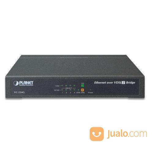 Planet vc 234g 4 port modem dan router 13925875