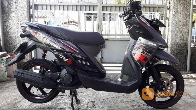 Yamaha X Ride Inhection Tahun 2016 Abu Abu