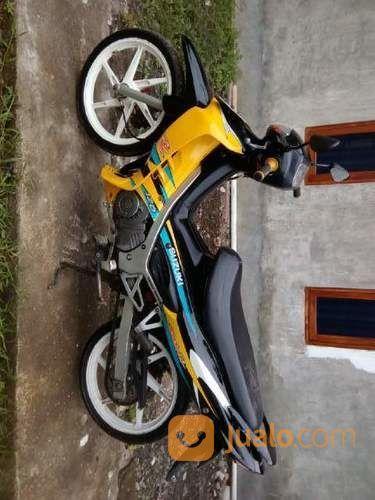 Satria hiu 120cc kond motor suzuki 14031517