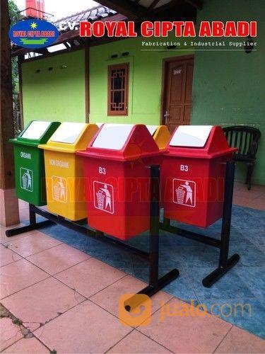 Kotak tempat sampah f perlengkapan rumah tangga lainnya 14107551